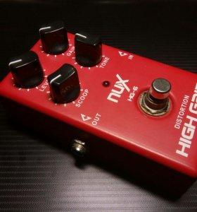 Nux HG-6 Distortion