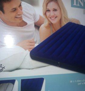 Надувной матрас интекс.