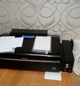 Принтер lpson l800