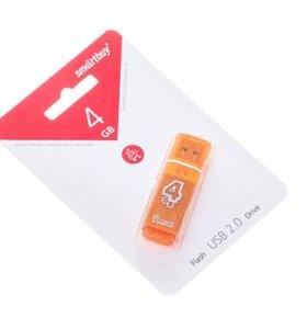 USB накопитель Smart Buy 4 Gb