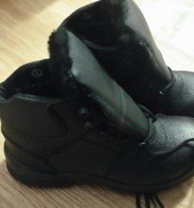 Ботинки мужские утепленные