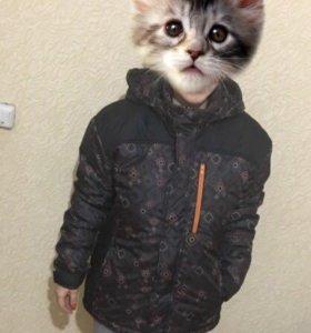 Куртка на подростка