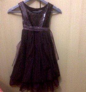 Платье праздничное, для девочки