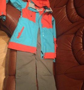 Горнолыжно-сноубордическая куртка и штаны