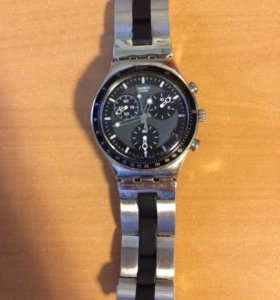 Часы swatch windfall