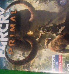 Игра на ps4 Far Cry Primal