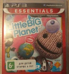 Диск Little BIG Planet (PS 3)