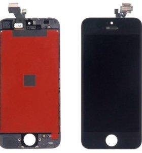 Дисплеи на iPhone 5C