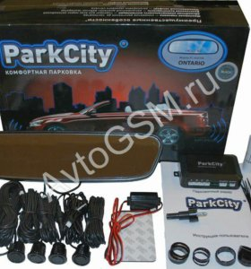 Парковочнй радар ParkCity PC 420/105 Ontario