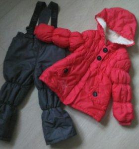Куртка и штаны (весна -осень)