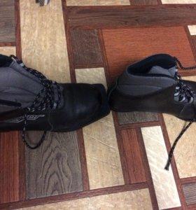 Обувь для лыж