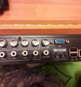Система видеонаблюдения Optimus