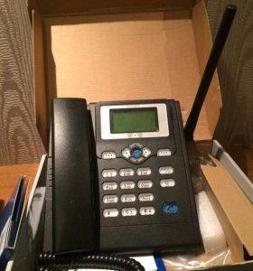 Стационарный телефон с сим картой