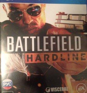 Ps4 Battlefild Hardline