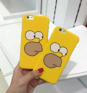 📲Чехлы Simpson для Iphone 7 🐝