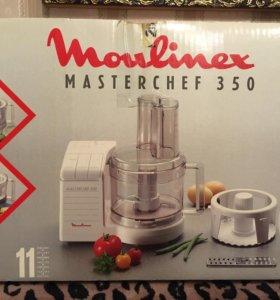 Кухонный Комбайн Moulinex MasterChef 350