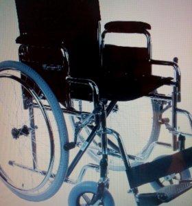 Кресло-коляска инвалидная с ручным приводом