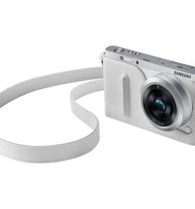Фотоаппарат Samsung NT mini 9-27mm Lens Kit White