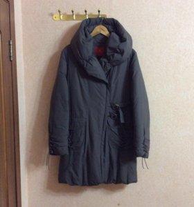 Пальто женское (зимний пуховик)
