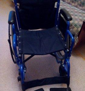 Кресло-коляска инвалидная складное