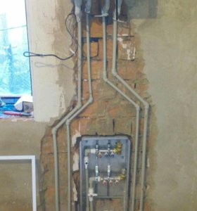 Отопление ,водоснабжение