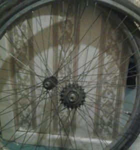 Колеса для спортивного велосипеда