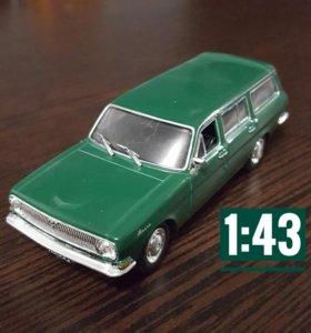 """Модель ГАЗ-2402 """"Волга"""""""