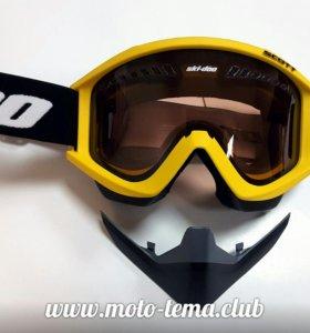 Очки снегоходные SKI-DOO SCOTT 4479460010