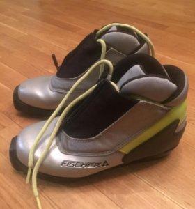 Ботинки лыжные 36