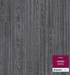 ПВХ плитка Tarkett, защитный слой 0,7мм,  с фаской