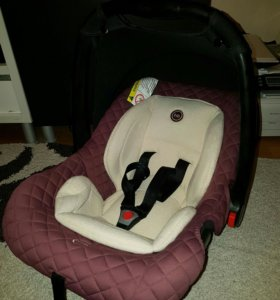 Автокресло - переноска 0+  Happy baby