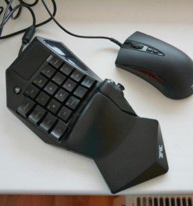 Hori TAC Pro мышь и кейпад ps4 ps3