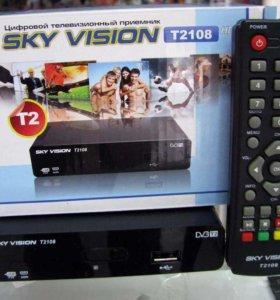 Цифровое ТВ на 20 бесплатных каналов