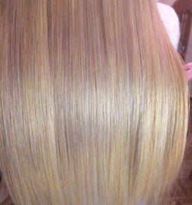 Кератин,ботокс,полировка волос