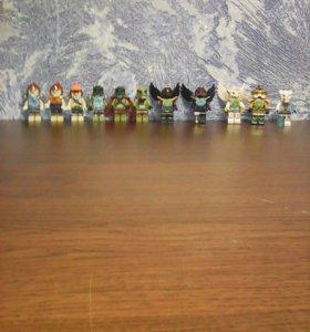 LEGO фигурки , фирменные