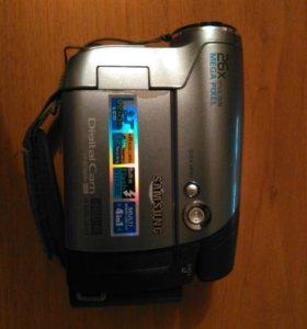 Видеокамера samsung digital cam 26x optical zoom
