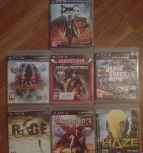 Игры PS3 лицензия