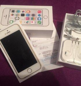 iPhone 5s, 16 Гбайт
