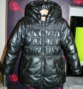 Куртка теплая gloria jeans