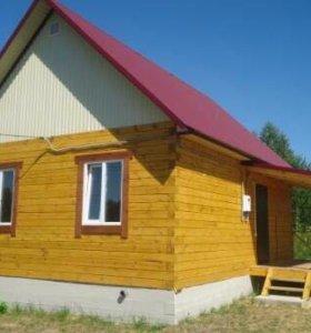Дом в Иглино, 55 кВ.м.