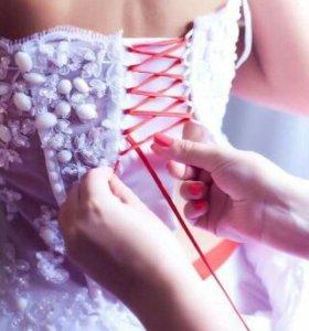 Красивое платье для красивой невесты