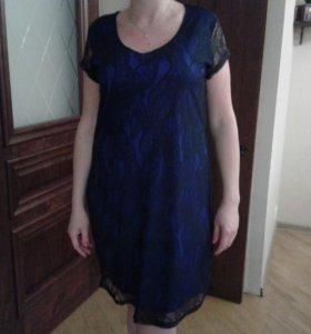 Платье гипюровое. Новое .