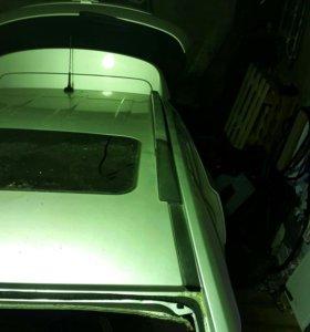 рейлинг крыши шевроле трекер (TRAX)