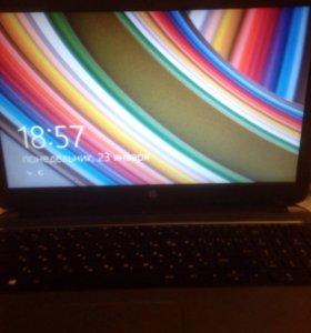Продается ноутбук HP 15 Notebook