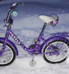 Детский велосипед Stels joy14