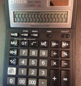 Калькулятор офисный Citizen
