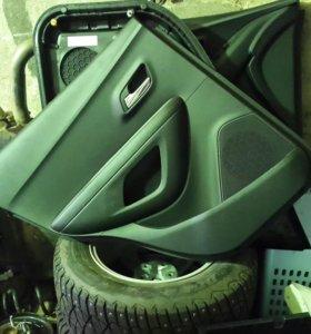 обшивка двери шевроле трекер (TRAX)