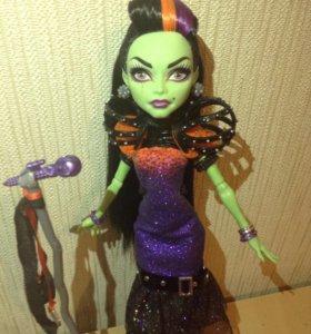 Monster high. Кукла монстр хай Каста Фирс