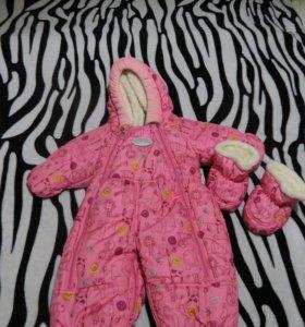 Комбинезон детский зимний Savva