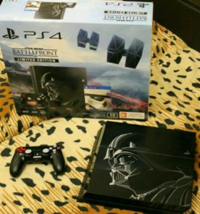 PS4 Limited Edition+ Star Wars Battlefront Deluxe